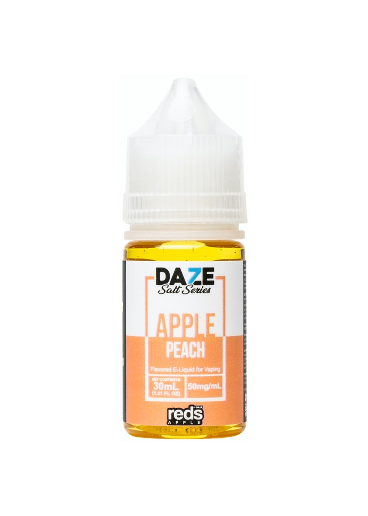 Reds Apple 7 Daze Salt Peach