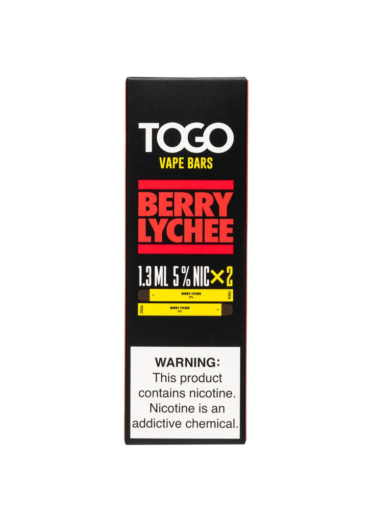 TOGO Berry Lychee 5%