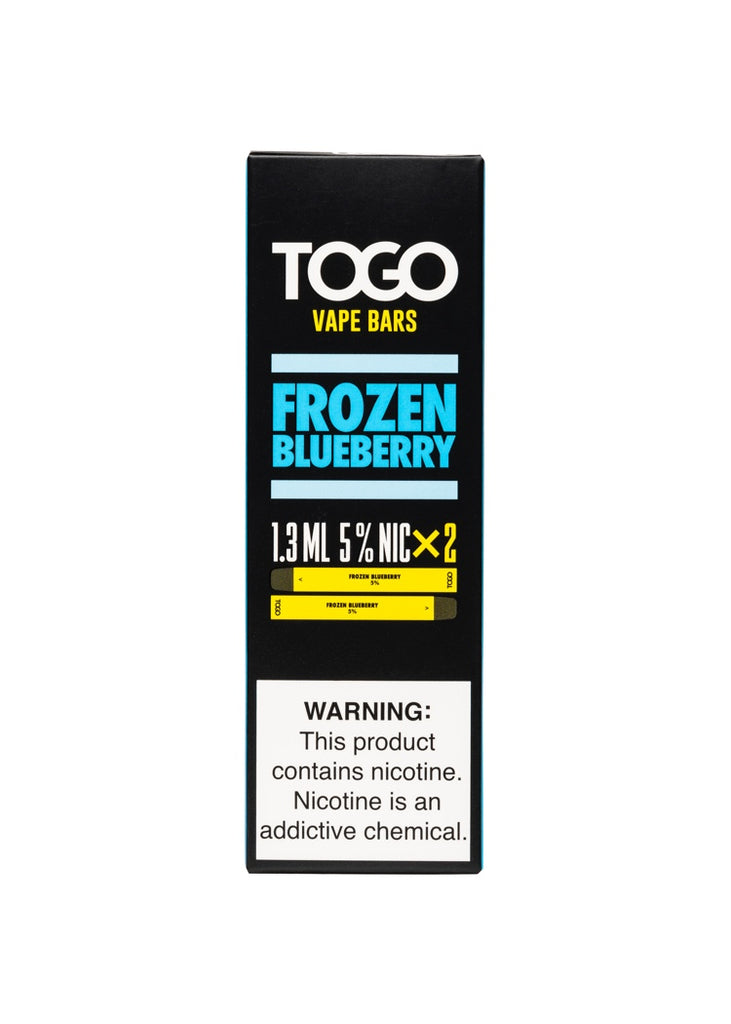 TOGO Frozen Blueberry 5%