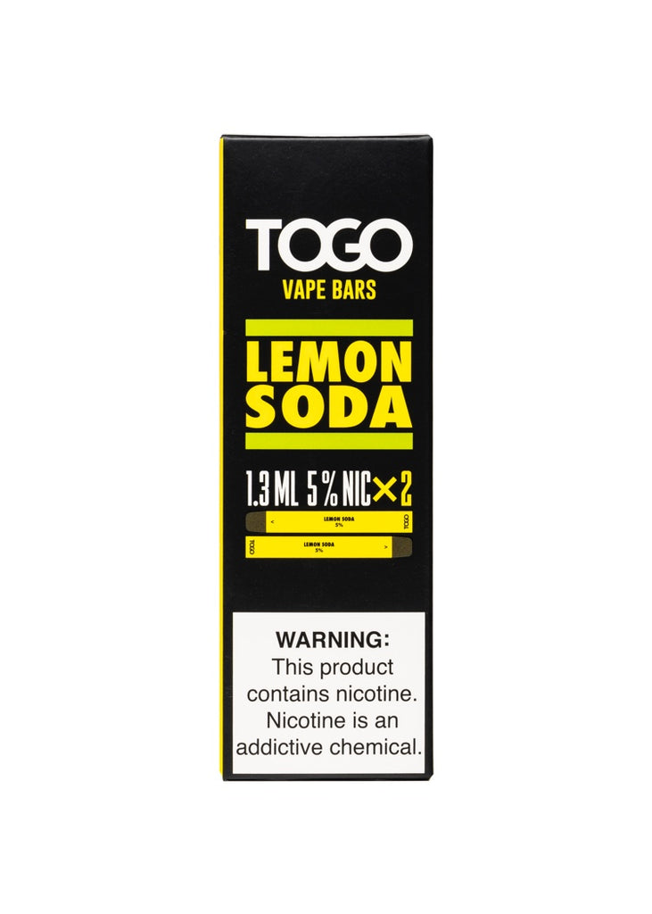 TOGO Lemon Soda 5%