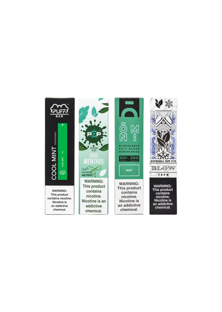 Aspen Cool Mint Variety Pack
