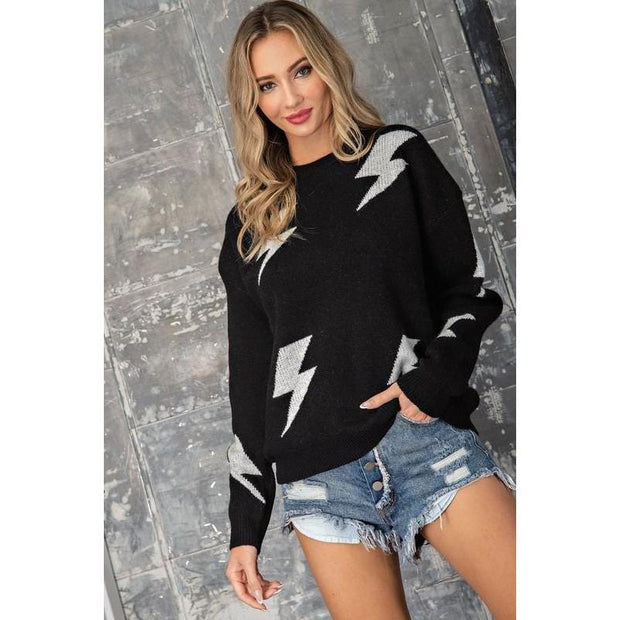 Bolt Sweater