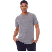 Men's soft t-shirt (eco grey and navy avail)