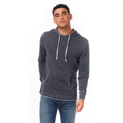 Men's Burnout French Terry Hoodie