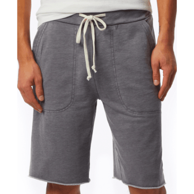 Men's shorts - french terry shorts - Multiple colors available (Nickel, Black and Army Green)