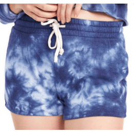 Cozy Terry Tie-Dyed Shorts (Multiple colors available)