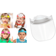 Kids face shield - mixed color