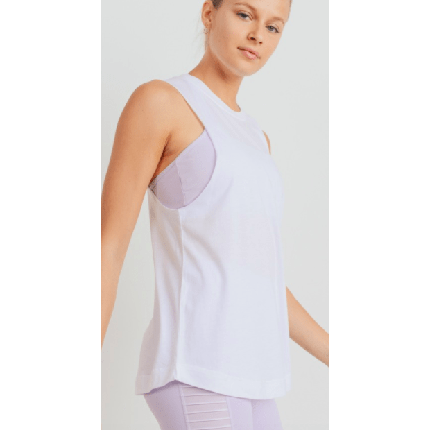 Essential muscle tank - 2 colors