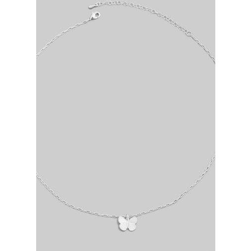 Butterfly necklaces - different options