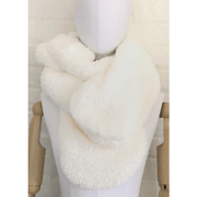 Oversized Teddy Bear Scarf - Multiple colors available