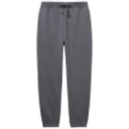 Men's Eco-Cozy Fleece Sweatpants in Dark Heather Grey