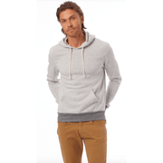Men's Eco-Fleece Pullover Hoodie