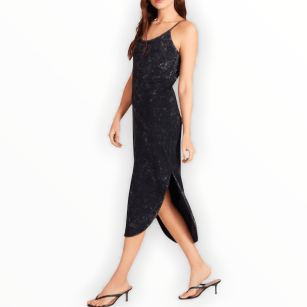 BB Dakota Long Daze Dress Black