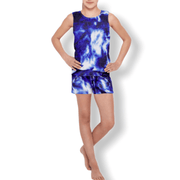 Tween/kids tank/shorts matching set (SPRING SET)
