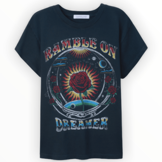 DAYDREAMER - Ramble on Dreamer tour tee