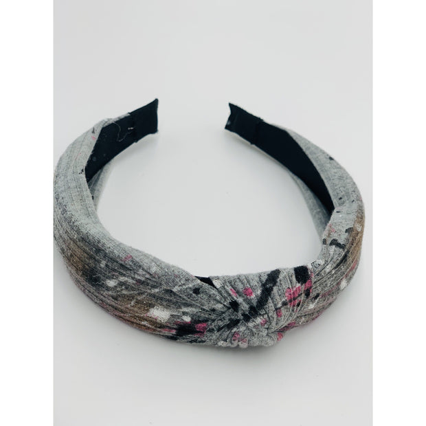 Splatter Paint - Headbands - Bolt Addiction