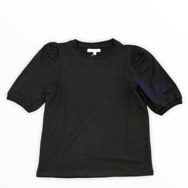 Grey State - The best black puff sleeve top