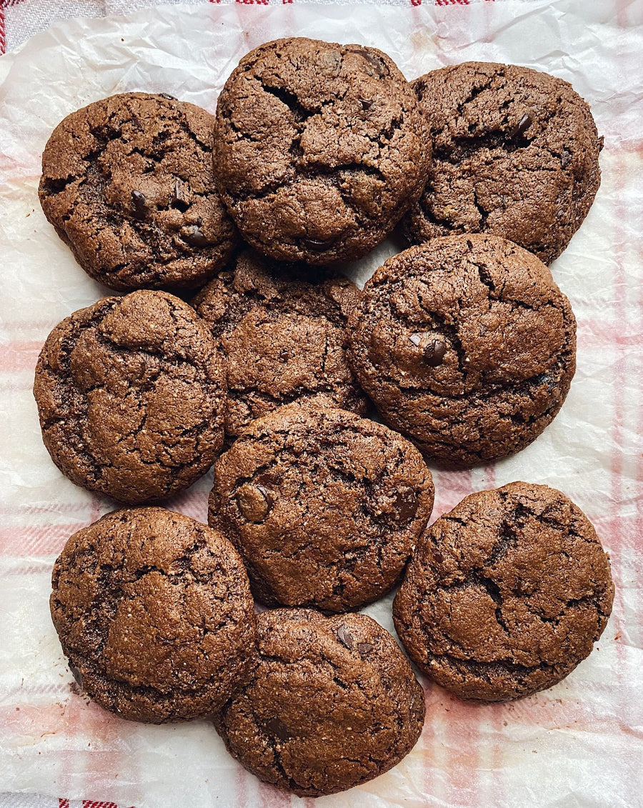 LIMITED EDITION Double Chocolate Cookie Mix