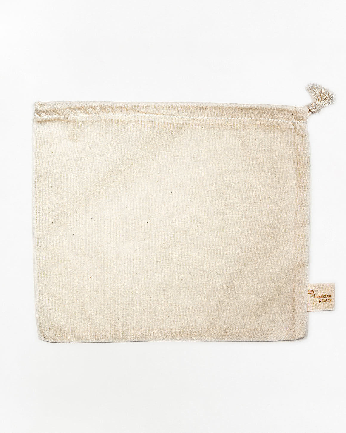 Organic Cotton Bulk Bag/ Nut Mylk Bag
