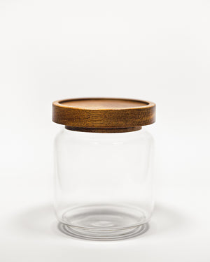 Small Glass Canister (400ml)