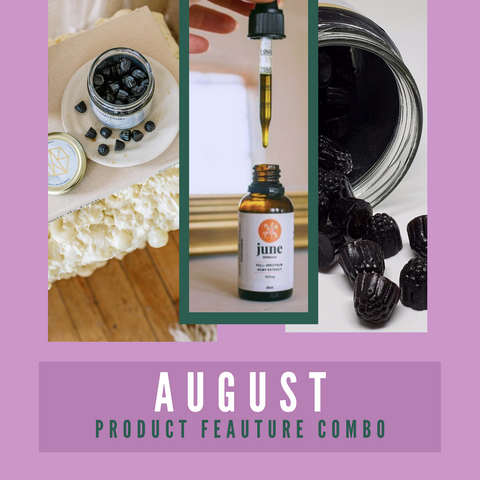 AUGUST PRODUCT FEATURE ~ 'The Deep Chill COMBO ☯️