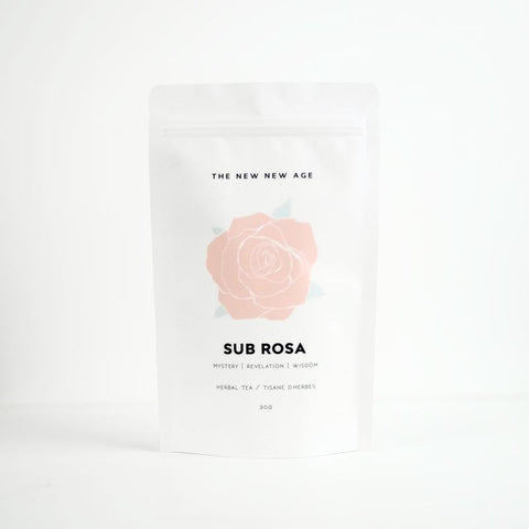 SUB ROSA  - Calming Adaptogen Tea