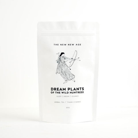 DREAM PLANTS OF THE WILD HUNTRESS -Sleep Tea