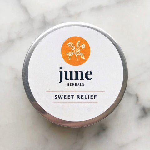 SWEET RELIEF 'Botanical Balm'