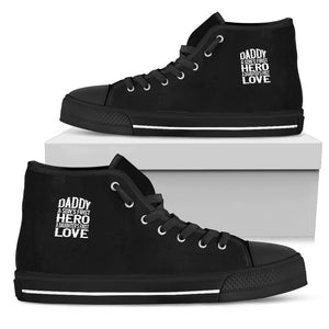 NP Daddy Hero Love Men's High Top Shoes