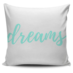 Sweet Dreams Pillow Cover