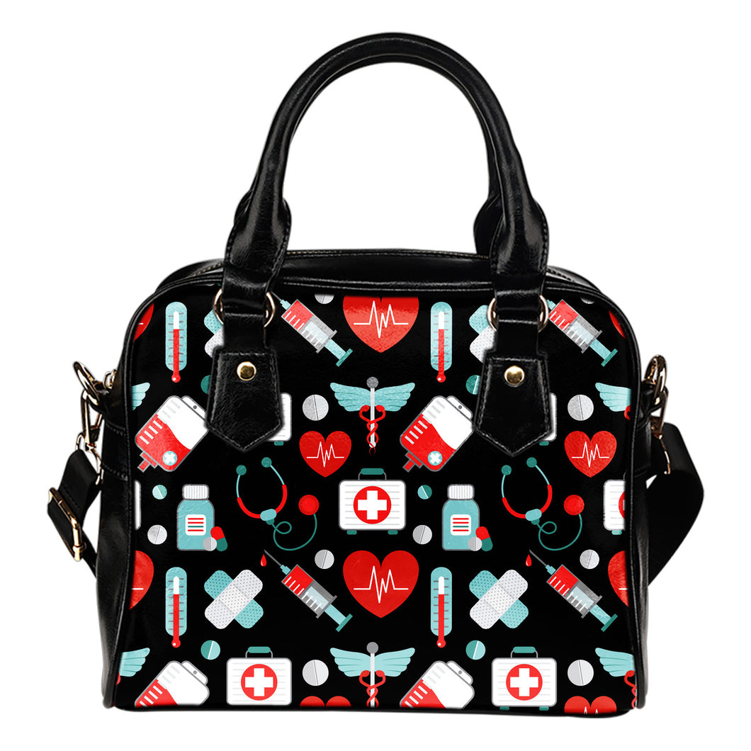 Phlebotomist Shoulder Handbag V2