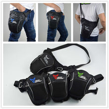 Load image into Gallery viewer, Leg Bag for Motorcycle Lovers
