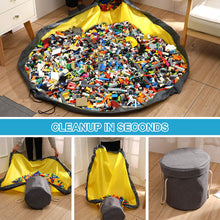 Load image into Gallery viewer, Toy Storage Bag Waterproof For Kids Toy Organizer