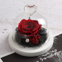 Load image into Gallery viewer, Immortal Glass Cased Rose