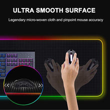 Load image into Gallery viewer, Luminous Gaming Mouse Pad