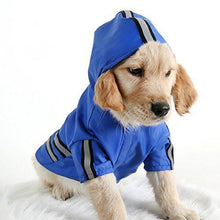 Load image into Gallery viewer, Puppy Raincoat Outfit