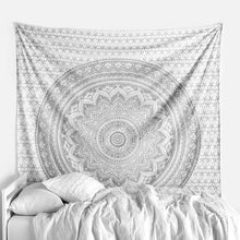 Load image into Gallery viewer, Mandala Bohemian Psychedelic Tapestry