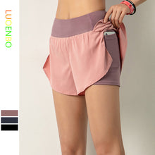 Load image into Gallery viewer, WOMEN GYM SHORTS