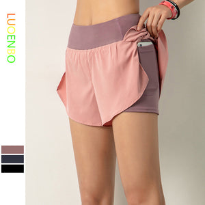 WOMEN GYM SHORTS