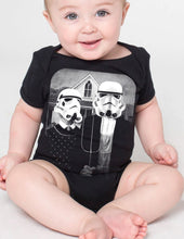 Load image into Gallery viewer, Baby Star Wars PJs