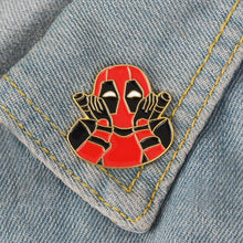 Load image into Gallery viewer, Deadpool Pins