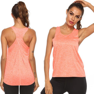 WOMEN WORKOUT GYM SHIRT