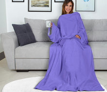Load image into Gallery viewer, Purple Snuglee Blankie