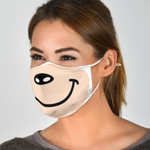 Load image into Gallery viewer, Cute Bear Face Mask