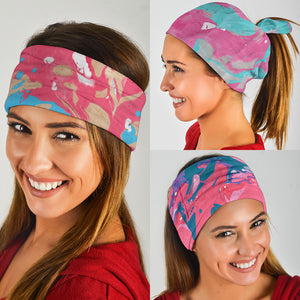Marble Swirls Set 1 - Bandana 3 Pack