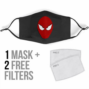 Spiderman Hero Face Cover