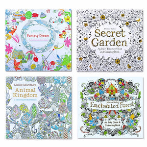 Colouring In Books/ Multiple