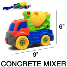 Load image into Gallery viewer, Kid's Build A Toy Truck