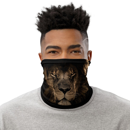 Lion Face Scarf