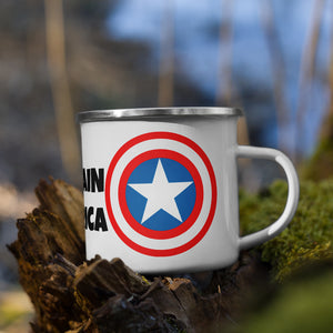 Enamel Mug for Real Adventurer Hero